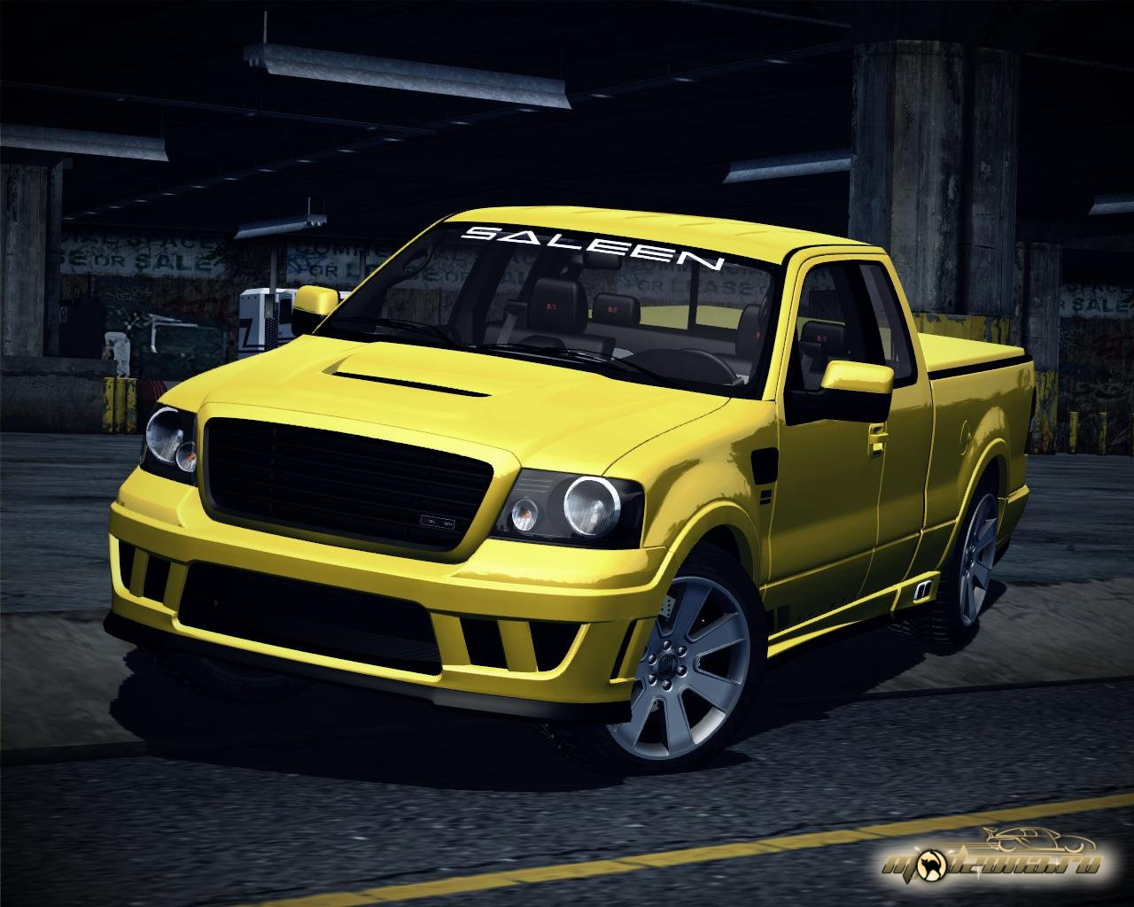 f 150 saleen s331 body kit autos post. Black Bedroom Furniture Sets. Home Design Ideas