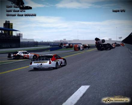 The First race [1]