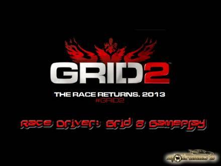 Cover Race Driver: Grid 2 Gameplay