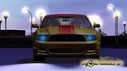 Street Legal Racing 2.2.1 MWM NFS v1.1