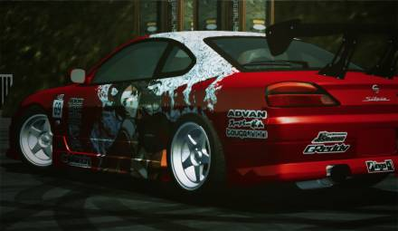Paint Job for Nissan Silvia S15