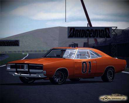 Dodge Charger General Lee 1969