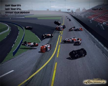 The First race [2]