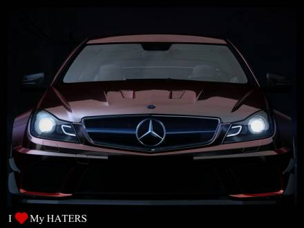 Mercedes-Benz C 63 AMG Black Series Coupe 2012