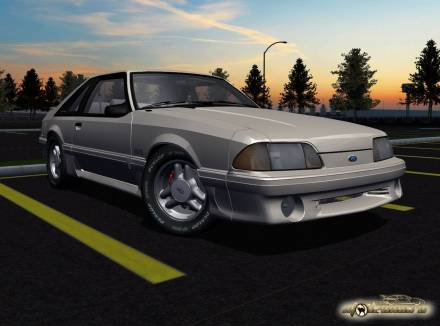 Ford Mustang 1993