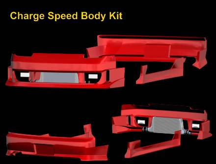 Charge Speed Body Kit