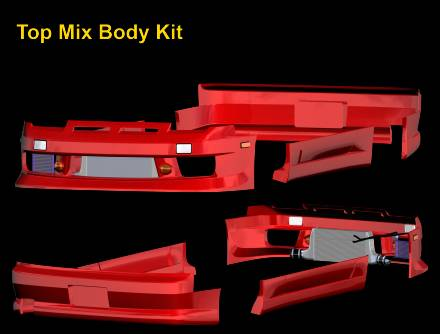 Top Mix Body Kit