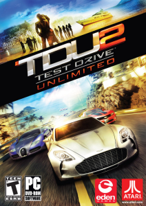 Test Drive Unlimited 0