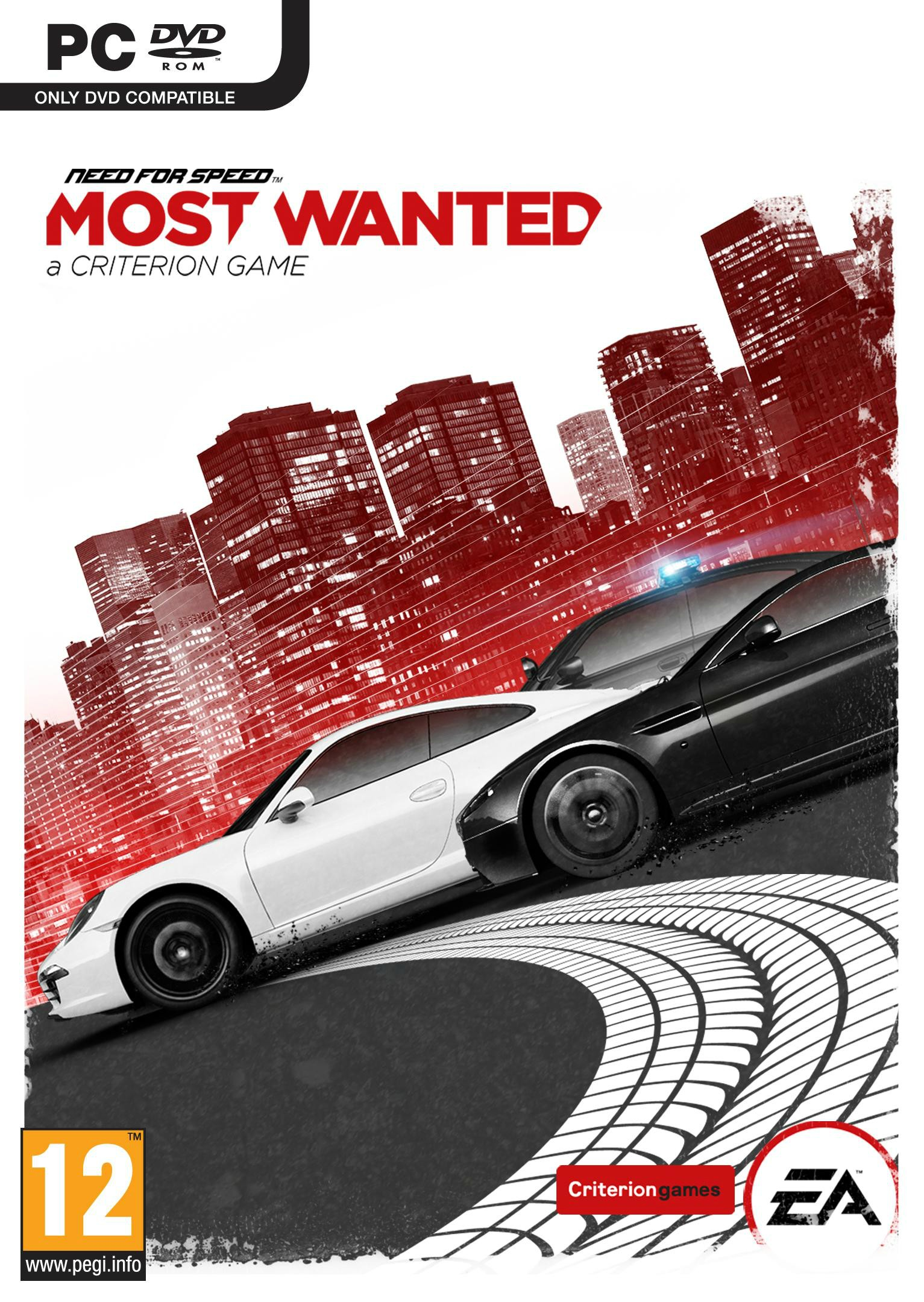 Need For Speed: Most Wanted 0012